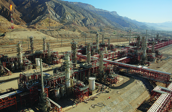 Homs Crude Oil Refinery (Syria)