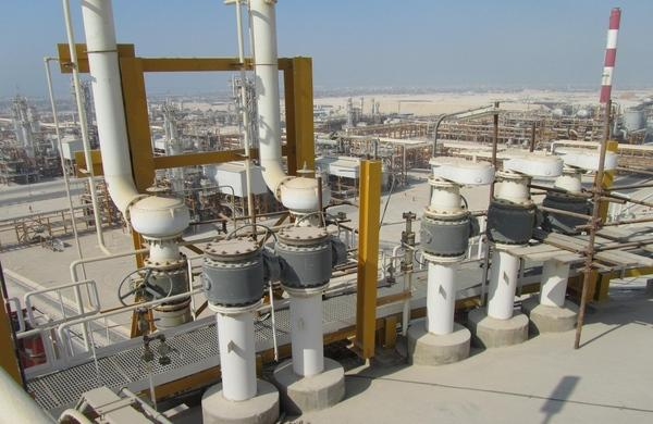 South Pars Gas Field Development Phases 19 LPG Double Wall Cryogenic Tanks