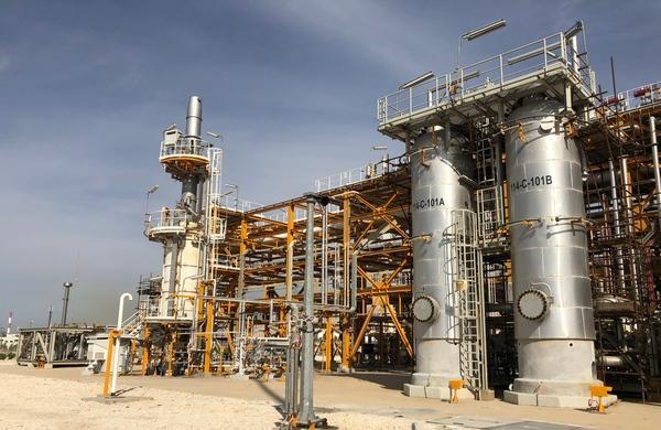 South Pars Gas Field Development Phases 20 & 21 LPG Polishing Unit